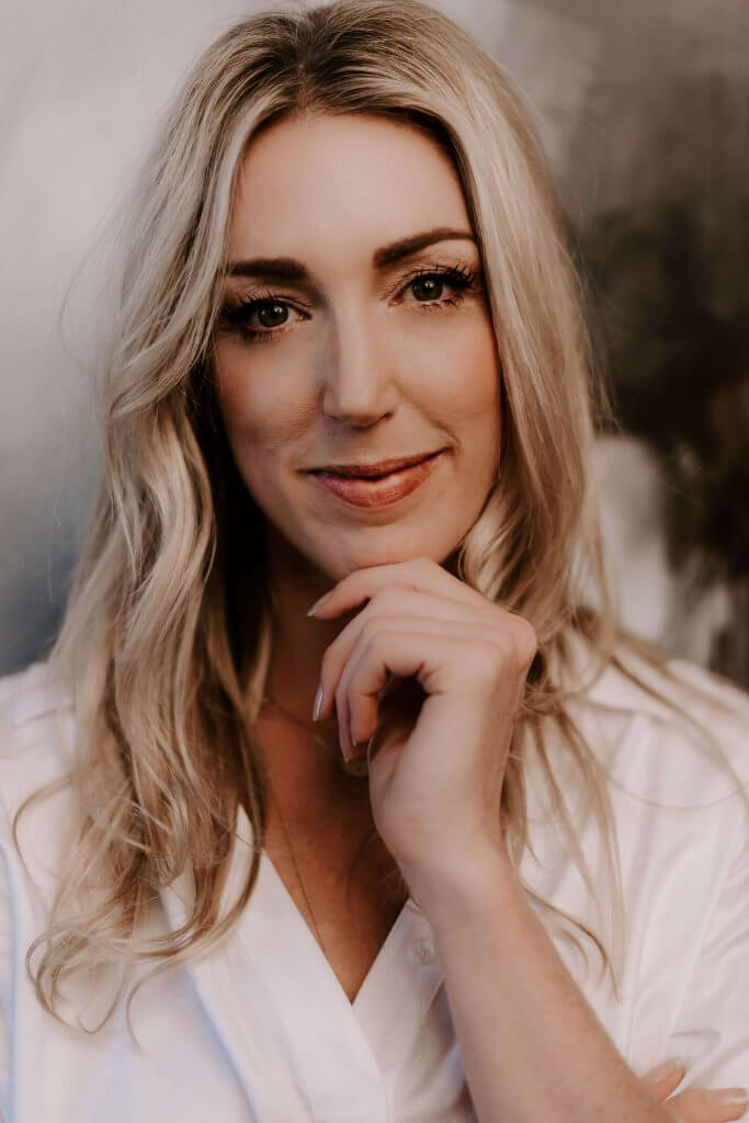 Hobart Buyers Agents Founder Jasmin Lead Agent and Managing Director Headshot Tall